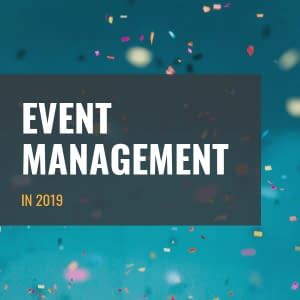 Event management in 2019 - Jawbone Brand Experiences