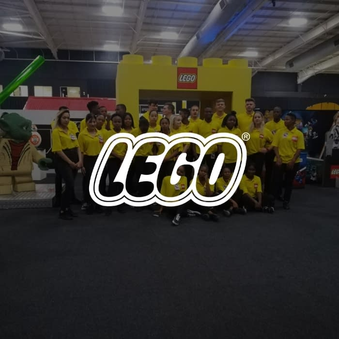 LEGO at Kidscon 2019