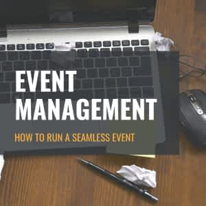 The event management checklist - Jawbone Brand Experiences