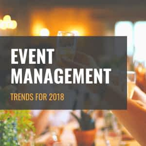 Event management trends for 2018 - Jawbone Brand Experiences