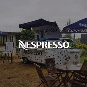 Nespresso on Ice - Jawbone Brand Experiences