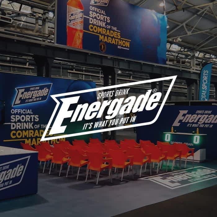 Energade Project - Jawbone Brand Experiences