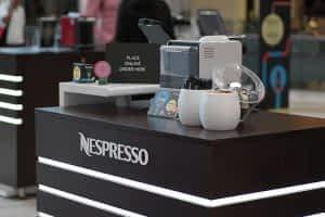 Nespresso Brand Activation -min